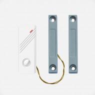 Detector magnético de apertura inalámbrico para puertas metalicas