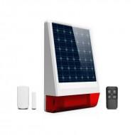 Kit Alarma Solar GSM