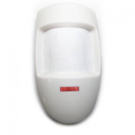 Detector de movimiento/presencia infrarrojo pasivo cableado