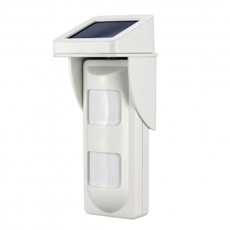 Detector dual Infrarrojo solar para exterior