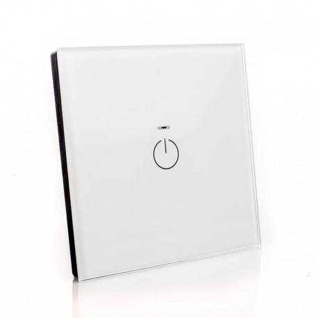 Interruptor tactil Inalámbrico inteligente controlable desde Smartphone