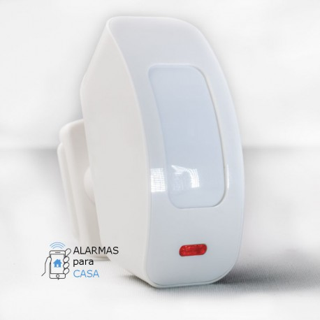 Detector infrarrojo cortina inalámbrico