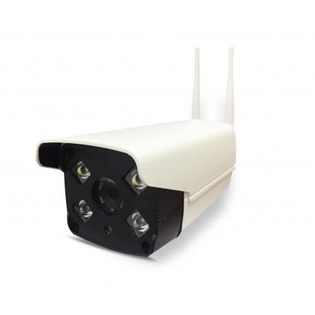 Cámara IP WIFI exterior con audio y alumbrado