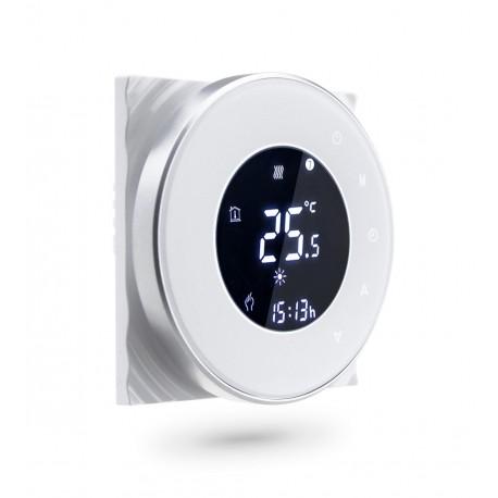 Termostato wifi, para calderas, calefaccion electrica, y aire acondicionado