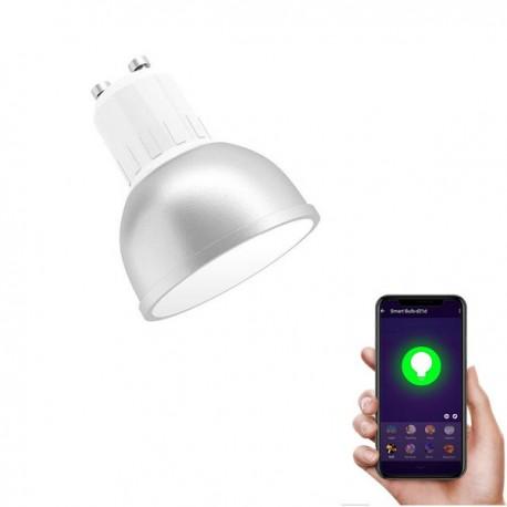 Bombilla LED Inteligente Wifi, Simulador de presencia