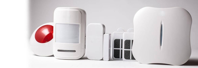 Alarma wifi para casa, Kit de Alarma Autoinstalable